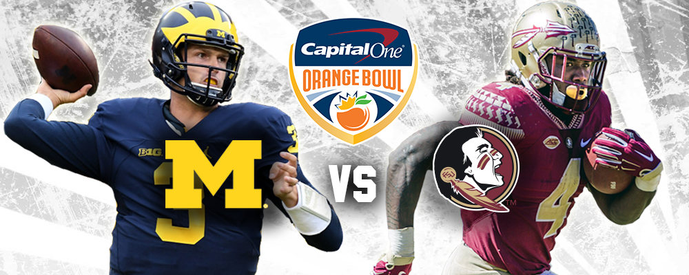 Orange Bowl Preview: Michigan V. Florida State
