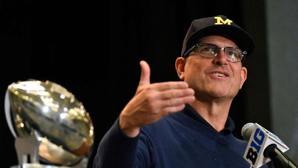 Michigan No. 9 in USA Today Coaches Poll