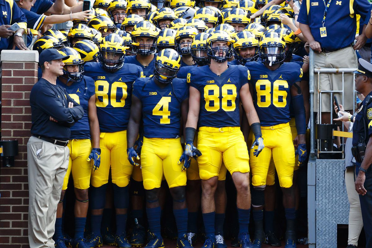 Michigan Football 2017-18 Game-by-Game Predictions