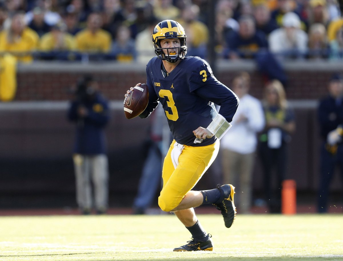 Wilton Speight on the Struggle Bus