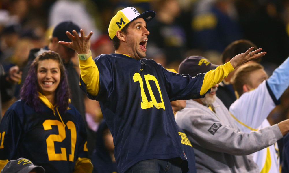Michigan Fan Expectations