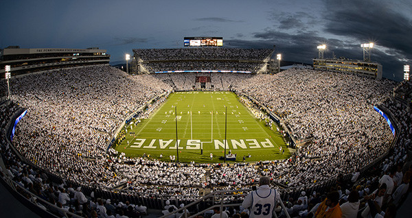 """White Outs"" Work Both Ways – Penn State GamePrediction"