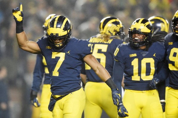 Michigan's Narrow Chance for the Big Ten East