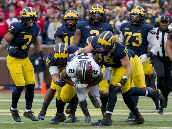 "Don Brown's ""Pressure of the Week"" – Ohio State"