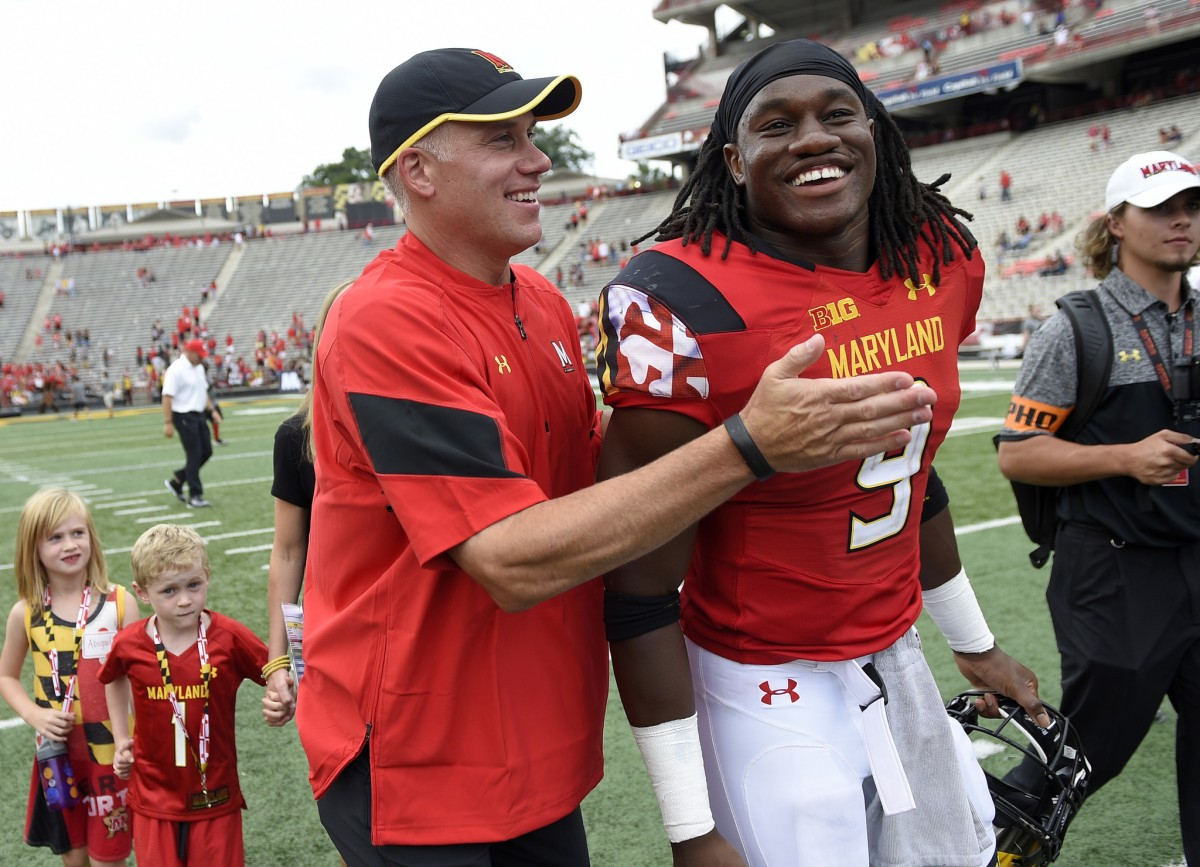 """This one's for you, DJ!"" – Maryland Game Prediction"