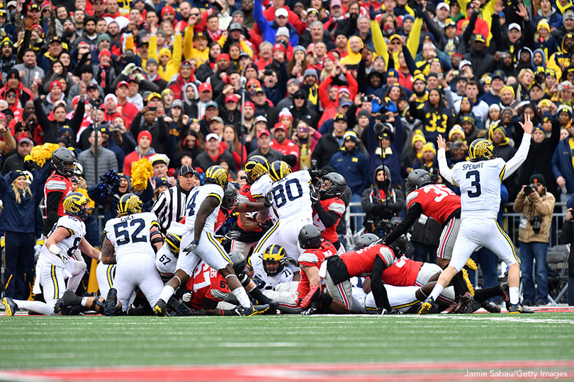 THE GAME: Ohio State @ Michigan Predictions