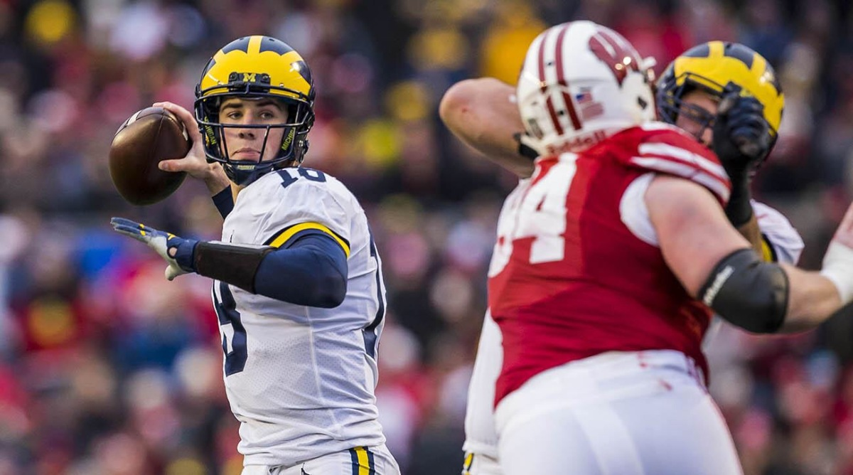Tale of Two Halves: Michigan @ Wisconsin Recap