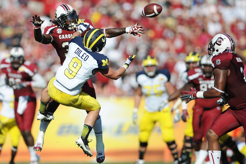 Outback Bowl Predictions and Analysis: Michigan VS. South Carolina