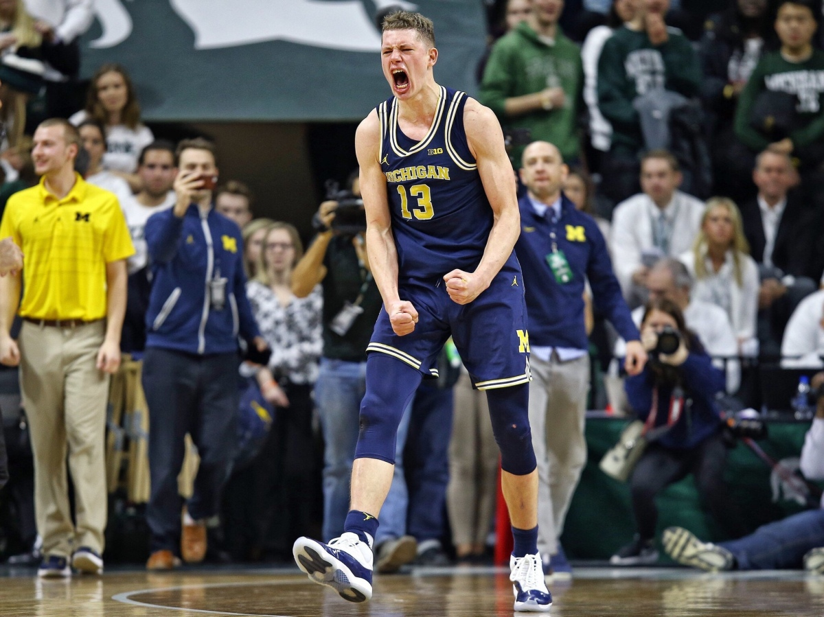Good Week for Michigan Hoops (Which Could've Been Even Better)
