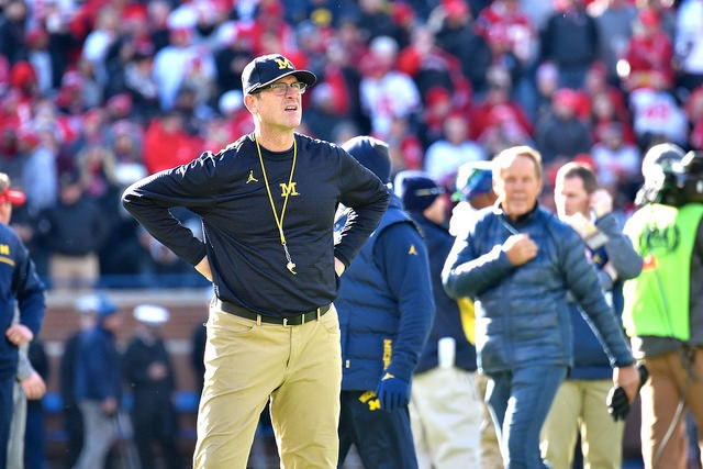 What does this recruiting class mean for Harbaugh, Michigan?