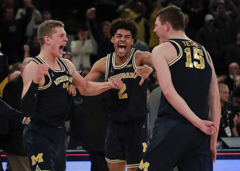 Prediction for Michigan's NCAA TournamentJourney